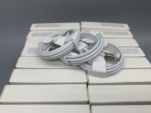 DHL 7 Поколебы Оригинальные OEM Качество 1M 3FT USB-данные Синхронизация Телефонный кабель с розничной упаковкой Новый