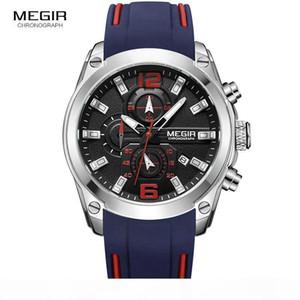 U 2018 Men &#039 ;S Fashion Quartz Watch With Date ,Luminous Hands ,Waterproof Silicone Rubber Strap Wrist For Man