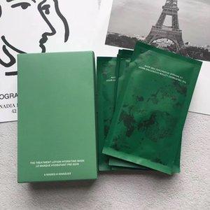 Drop Shipping Hot Известный La ремонт бренд маска для лица Лечение лосьон увлажняющая маска 6 шт маски для лица комплект