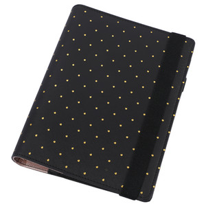Harphia A5 A6 Strap Planner Binder Loose Leaf Notebook Spiral Agenda Notepad Personal Organizer with Extra Free Gifts T200727