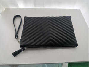2020lowest fiyat Klasik yeni stil erkek kadın Debriyaj Çanta Moda Yüksek kaliteli moda cüzdan çanta Çanta boyutu GTR evrak çantası: 29x21x1.5cm