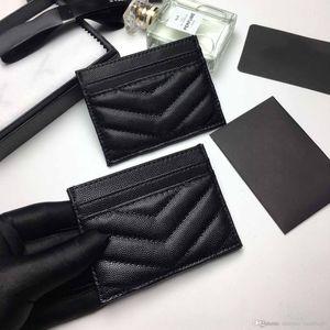 Les femmes de la mode des femmes multicolores gros et de détail mini porte-cartes en cuir de haute qualité mini-portefeuille