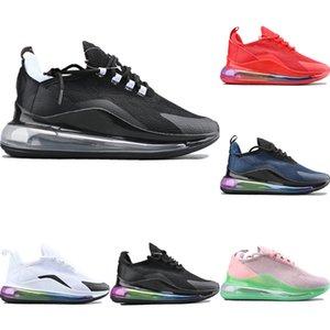 2020 Dccxx motif de creux maille respirante Chaussures de sport originale Dccxx arc-en-Gradient Air Zoom Rembourrage Chaussures Jogger