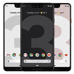 Remis à neuf d'origine Google Pixel 3 XL 6.3 pouces Octa de base 4 Go de RAM 64GB ROM Android empreintes digitales