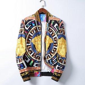 최고 품질의 남성 디자이너 재킷 지퍼 후드 재킷 패션 남성 자켓 20SS 남성 캐주얼 윈드 겨울 아웃 도어 스트리트 코트