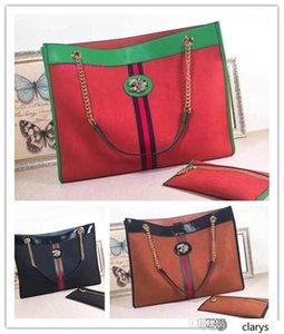 2020 New Style G designerss Handbag 537219 Leather bag 3 colors Fashion Bags size: 45*35*6cm