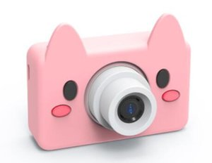 1.8 Inch 8MP Mini DIgital Camera for Kids Baby Cute Cartoon Multifunction Toy Camera Children Birthday 1pcs