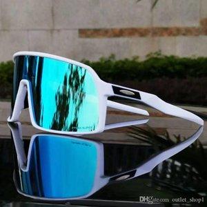Outdoor Cycling glasses Sutro 9406 polarized gafas ciclismo sports sunglasses MTB bike glasses goggles bicycle eyewear 3 lens sunglasses 11