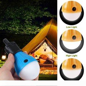 Raking Outdoor Camping Lamp tent Portable Led Lantern Tent Light Hiking Emergency Yellow Bulb for kids