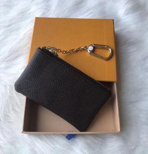 2020 yeni paralar cüzdan bozuk para cüzdanı erkekler kadınlar anahtar kese sikke kese çanta çantalar zippy bozuk para cüzdanı kartlı anahtar tutucu Anahtarlık