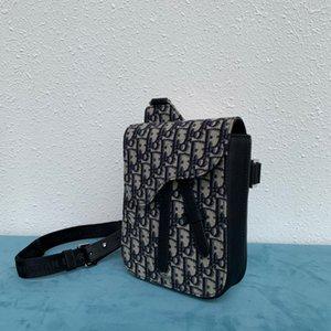Christian dior H87 KAWS B23 oblique The new classic lady's handbag 7A high-end custom quality handbag fashion trend business casual style with shoulder strap Cd