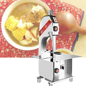 kitchen small chicken band saw machine 110V 240V meat bone cutter bone cutting saw commercial bone saw machine