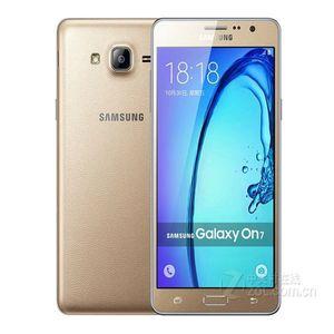 Recuperado UNLOCKED Original Samsung Galaxy On7 G6000 Dual SIM 5,5 polegadas Quad Core de 1,5 GB RAM de 8GB / 16GB ROM 13MP 4G LTE Móvel Celular