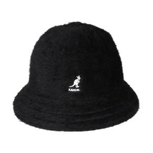 Cap de Kangol Kangaroo Pescadores, Great British Brand, Coelho cabelo, Cap Pot
