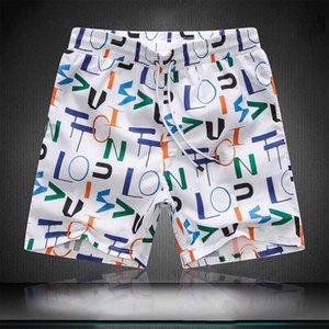 pantalones cortos de verano de los hombres ocasionales populares de playa pantalones cortos de los pantalones de la marca de mesa de los hombres respirables de la medusa de natación cortos sartén