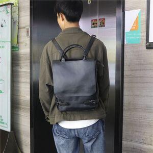 threebox three-box travel men's backpack student Bag Men's portable backpack outdoor travel bag