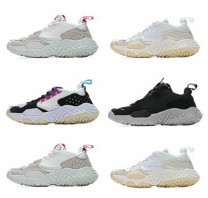 New Delta SP Sail Vachetta Tan Basketball Shoes Fashion Running Sport Casual Shoes Women Mens Triple White Black Designer Sneakers 36-44