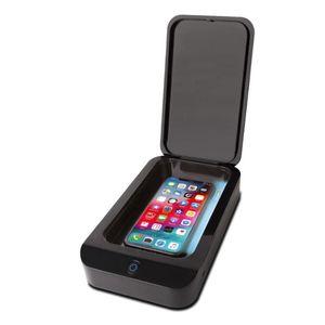 Household UV Sterilizer Portable Led UV light Box Multifunctional UV Disinfection Box Sanitizing Phone Watche Jewelry Key Box