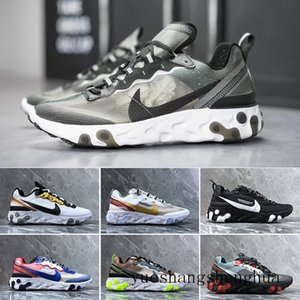2019 new react element 87 Undercpver x Upcoming men fashion luxury Designers women shoes running sports sneakers shoes M6Z99