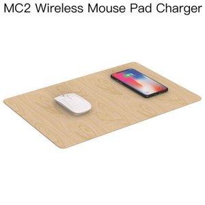 JAKCOM MC2 Wireless Mouse Pad Charger Hot Sale in Mouse Pads Wrist Rests as smartwatch 2019 kingwear kw88 pro wrist watch women