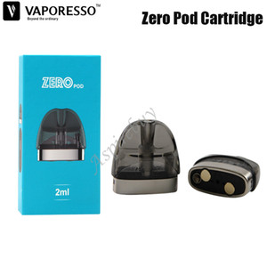 Vaporesso Zero Pod Cartridge 1.0ohm MESH Cartridge & 1.3ohm CELL Cartridge for VAPORESSO Zero Pod Kit 2pcs A Pack Authentic