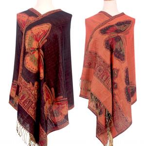 estilo Nepal xale outono mais estilo Nacional feminina longo Nepal xale outono lenço nacional mais longa feminina lenço