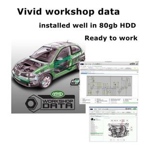 자동 동기 생생한 워크샵 데이터 10.2 자동차 자동 복구 소프트웨어 생생한 워크숍 자동차 서비스 와이어 다이어그램 80기가바이트 하드 디스크에 잘 설치