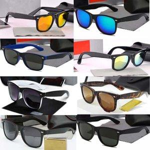 2020 Запреты Ban Мужчины женщины Ray солнцезащитные очки Авиатор Vintage Pilot Марка ВС очки Ленточные поляризованные UV400 женщин солнцезащитные очки Wayfarer Ben остроумие xed9 #