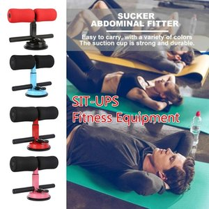 Self-Suction Sit Up Bar Stand Abdominal Strength Muscle Trainer Fitness Equipment Push-up Support Home Gym Exercise Loss Weight T200714