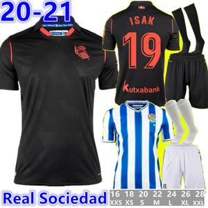 Real Sociedad 2020 2021 terceira OYARZABAL X PRIETO Agirretxe 3ª Soccer Jersey GRANERO Ødegaard Juanmi 20 21 camiseta de futbol Football Shirt