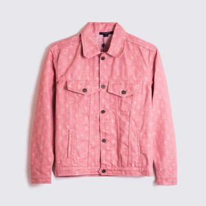 Brand New Mens Jackets Manteaux Automne Hiver Designer Denim Outwear mode Casual Streetwear Denim Vestes Vêtements hommes Zippers Plus Size 3XL