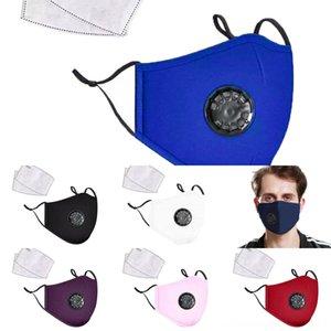 FPAPE envio de respiração Válvula Máscara Anti-alérgico PM2.5 Dusk não tecido poeira Mask VS DHL Multicolor