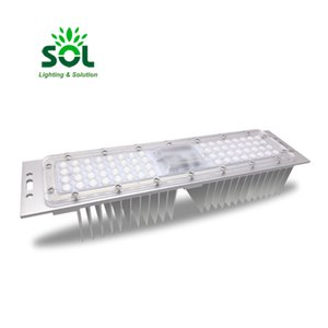 Best offer 50W AC 220V Driverless LED Street Light Module Waterproof IP67 Different angle lens options