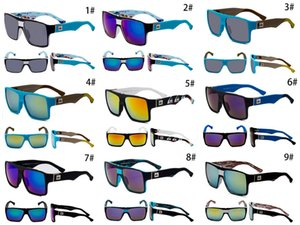 Wholesale Outdoor Eyewear QUIKSILVER QS729 Fashion cycling outdoor Colorful Reflective Sunglasses Brilliant Sports Sunglasses UV400