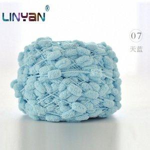 2 bolas * 190g cobertor grosso linha de crochê DIY Flourish lenço fio fios de lã pequeno para fios de tricô de algodão para crochê ZL3 Q42F #