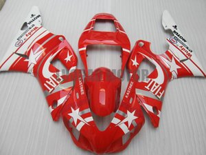 kit ABS Carena per Yamaha YZF1000 1998 1999 Yamaha YZF R1 1998 1999 YZF 1000 98 99 ABS carenature YZF R1 98 99 rosso FLAT Yamaha R1