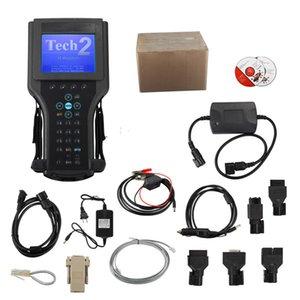For GM Tech2 Auto Scanner for GM Saab Opel Isuzu Suzuki Holden Tech 2 Free 32MB Software Card
