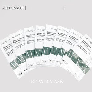 Deep repair Relieve dry and rough skin Even skin color Black Face Skin Care Oil control Mascarilla Whitening Wholesale face masks