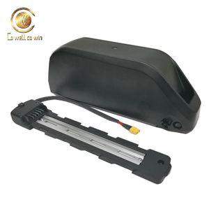 eBike Batterie 52Volt super capacité 21AH 17.5AH 15AH Downtube 40A BMS 52V 1500W 1000W 750W 18650 cellulaire Bafang BBSHD BBS03