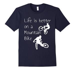 2020 Funny Cycle Jersey Bicycle Gag Off Road T Shirt MTN Biker Summer Fashion Tee Shirt
