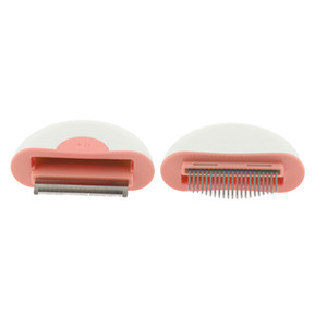 Pet Grooming Comb Shedding Hair Remove Brush Massage Tool Cat Supplies