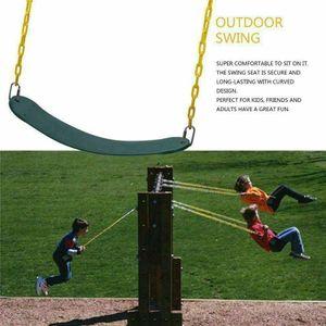 Heavy Duty Seat Swing - Swing Set Accessori Seat Swing con i bambini a catena Coated