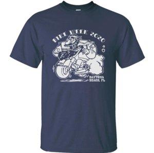 Personalizar básico Semana de la Bicicleta 2020 WhiteTigerLLC de dibujos animados. com tee hombres de la camisa gris único macho camisetas Euro Tamaño de marca de hip hop