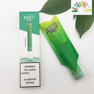 newest ezzy Disposable Device Pod Starter Kit Upgraded 280mAh Battery 1.3ml Cartridges Vape Pen VS Puff Bars Plus Bidi stick