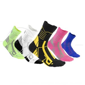 TXzgJ Marathon and wo running pressure compression cycling sports Marathon men's and women's running socks pressure compression Bicycle bicy
