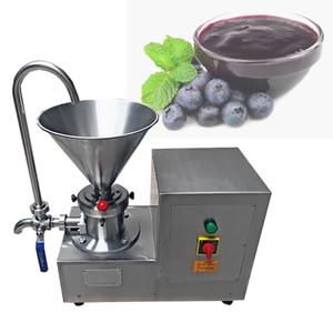 JMC60 colóide Moinho de aço inoxidável Refiner para a manteiga Blueberry Jam amendoim Retífica coloidal moinho máquina 110V / 220V