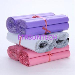 Çanta Kendinden yapışkanlı Ürünler Posta Ekspres Bags Kurye Posta DHL Poly Posta Paketi Çanta LX0477 Packaging 28cmx42cm 3 Renkler Poly Mailer