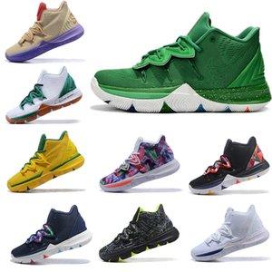 2020 zapatos de baloncesto de los hombres 5S promoción zapatillas de deporte de equipo del lobo gris especial de color rojo zapatillas de baloncesto al aire libre