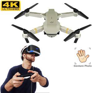 drone 4k hd kamera profesyonel özçekim'i kamera hd pil parçalarıyla kamera 2020 yeni mini drone ile 1080p uzun menzilli rc uçakları
