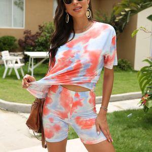 2020 High End Women Girls Knit Skirt Suit Short Sleeve T-Shirt V-Neck Letter Pritning Tops Tee And Knitted Skirt Tight Skirt Fashion Suit#459